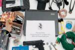 Nascondeva materiale esplosivo in casa: arrestato 31enne di Leonforte