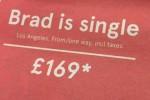 """""""Brad è single, vola a Los Angeles"""", lo spot della compagnia norvegese è virale"""