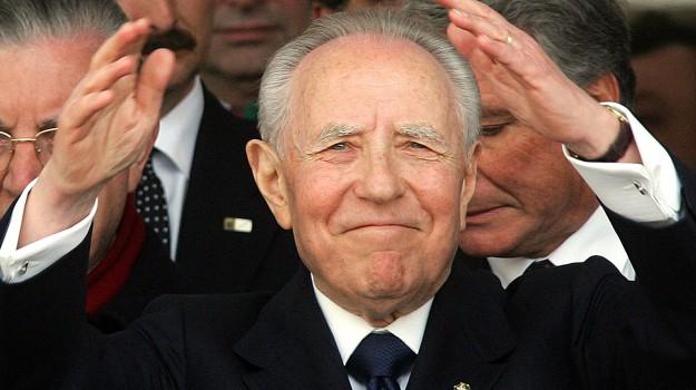 lutto nazionale, presidente della Repubblica, Carlo Azeglio Ciampi, Palermo, Cronaca