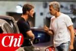"""Stefano De Martino litiga con il padre di Belen... le foto esclusive di """"Chi"""""""