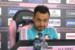 """Palermo a caccia di punti a Bologna, De Zerbi: """"Pochi cambiamenti. Lo Faso? Potrebbe giocare"""""""