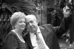 Nozze di Diamante a Palermo, Rosa e Sebastiano: una storia d'amore lunga 60 anni