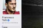 Francesco Totti e Ilary Blasi - Fonte Ansa