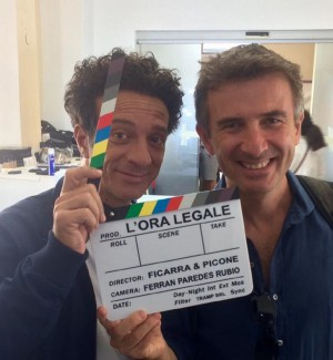 Ficarra e Picone con il loro nuovo film in uno speciale di 4 pagine sul Giornale di Sicilia