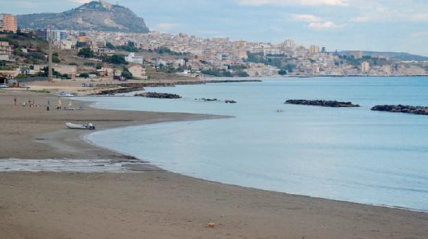 Acqua sporca a Sciacca, Agrigento, Cronaca