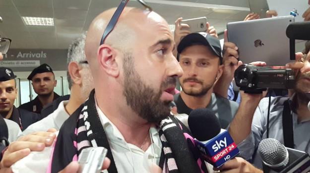 palermo calcio, Frank Cascio, Palermo, Qui Palermo