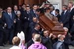 La chiesa di San Saturnino Martire dove si sono celebrati i funerali di Carlo Azeglio Ciampi - Fonte Ansa