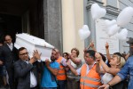 L'addio a Tiziana, suicida per il video hard. La madre: non meritava questo
