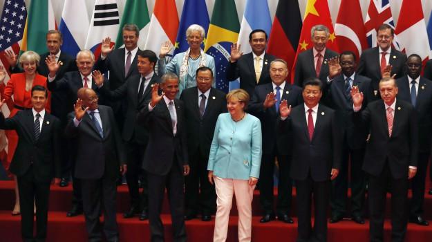 bozza, G20, g20 summit, Sicilia, Mondo