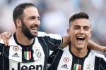Higuain devastante, la Juve vola Contro il Sassuolo finisce 3 a 1