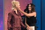 Silvia Toffanin e Ilary Blasy, lacrime in diretta per le due ex Letterine - Il video