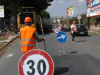 Circonvallazione di Palermo a 3 corsie: sprint finale, lavori di notte