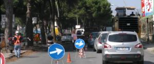 Circonvallazione di Palermo a tre corsie, lavori alla segnaletica previsti di notte