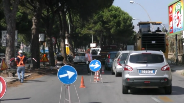 circonvallazione di Palermo, lavori, tre corsie, Palermo, Cronaca