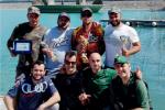 """""""Pesca mania"""" a Leonforte, in 80 per l'appassionante competizione"""
