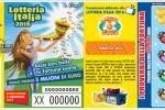 Lotteria Italia, stasera l'estrazione: in Sicilia venduti più di 400 mila biglietti