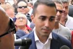 M5s, Di Maio a Trapani: «Siamo pronti a governare»
