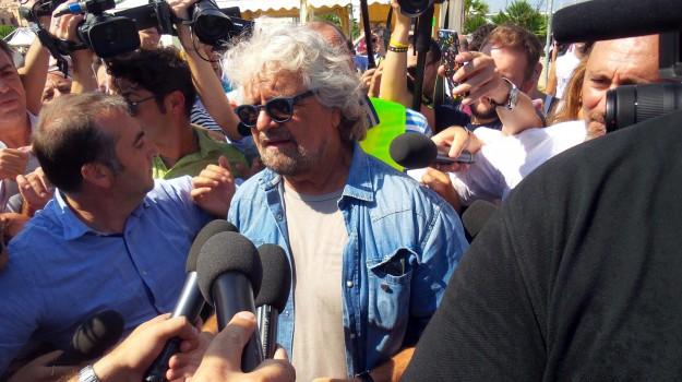 giunta, m5s, roma, Beppe Grillo, Sicilia, Politica