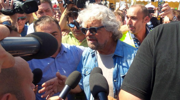m5s, movimento cinque stelle, Beppe Grillo, Palermo, Politica
