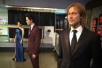 Divorzio Jolie-Pitt, al museo Madame Tussauds statue già separate