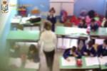 """Violenza su bimbi a Partinico, un'alunna al padre: """"Le maestre alzano mani... """""""
