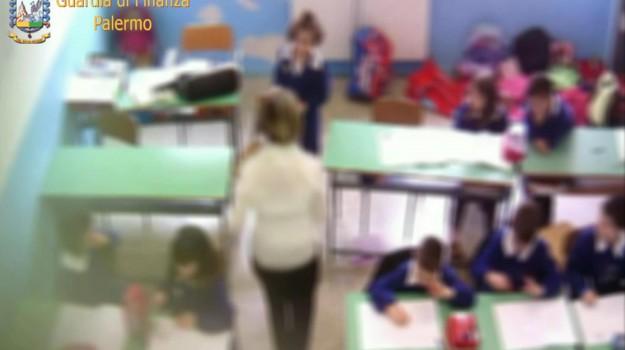 bimbi, partinico, scuola, Palermo, Cronaca