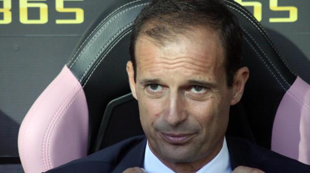 allenatore, Calcio, contratto, juve, Massimiliano Allegri, Sicilia, Sport