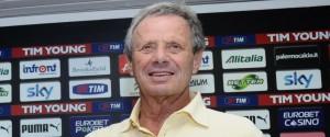 """Palermo, il patron Zamparini: """"Siamo orgogliosi di Nestorovski"""""""