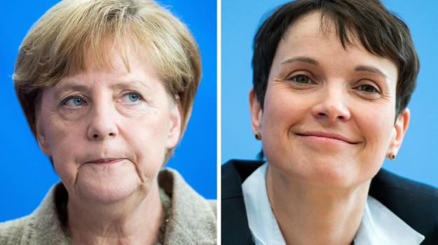 destra, elezioni, germania, Angela Merkel, Sicilia, Mondo