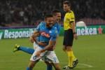 Il Napoli strapazza il Benfica al San Paolo e vola a punteggio pieno nel girone