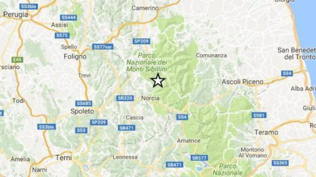 amatrice, norcia, perugia, sisma centro italia, terremoto, terremoto centro italia, Sicilia, Cronaca