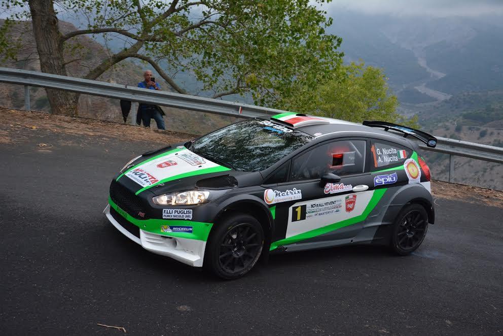 I Nucita vincono il Rally Event di Letojanni - Giornale di Sicilia 5431bda326e