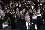 """Usa2016, Obama agli afroamericani: """"Non votare Clinton è insulto personale"""""""