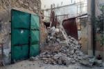 """Crollo di un edificio a Ortigia, l'assessore Italia: """"Ci attiveremo"""""""