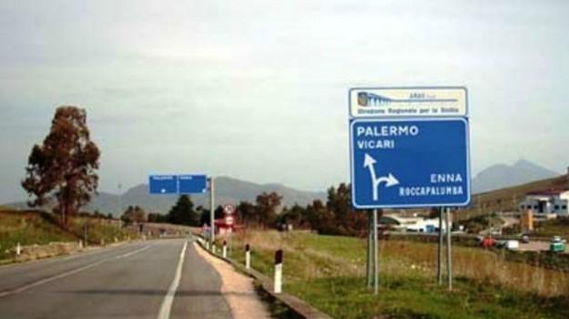 incidente, palermo-agrigento, scontro mortale, Palermo, Cronaca