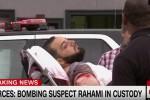 Bombe a New York, arrestato l'afghano Dopo una sparatoria con la polizia