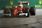Gp Singapore, sfreccia Rosberg ma Raikkonen è subito dietro