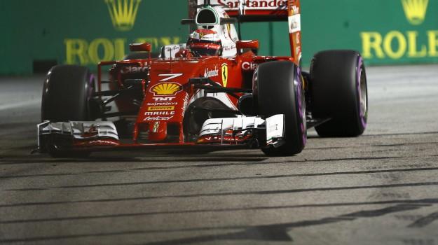 formula uno, Singapore, Kimi Raikkonen, Sicilia, Sport