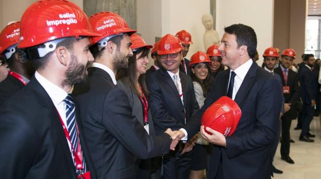 premier, presidente del consiglio, Matteo Renzi, Sicilia, Economia, Politica
