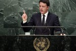 Accordo per accogliere 360mila rifugiati Renzi: ma l'Ue fa poco nel Mediterraneo