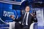 Renzi: nella manovra aiuto a pensioni minime e adeguamento contratti pubblici