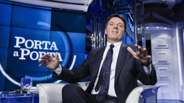 manovra, porta a porta, Matteo Renzi, Sicilia, Economia, La politica di Renzi