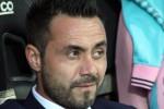"""De Zerbi """"spinge"""" il Palermo: """"Contro la Samp voglio una squadra cattiva e con fame"""""""