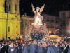 Tre bande in corteo in onore di San Michele a Caltanissetta