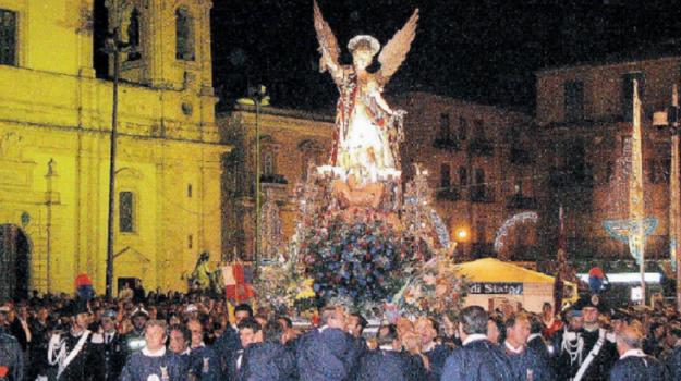 festa san michele caltanissetta, Caltanissetta, Cultura