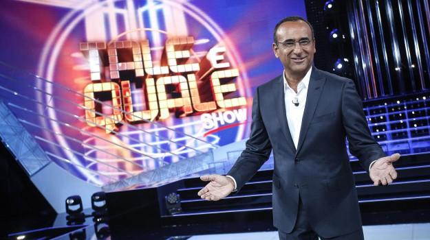 tv, Carlo Conti, Sicilia, Cultura, Società