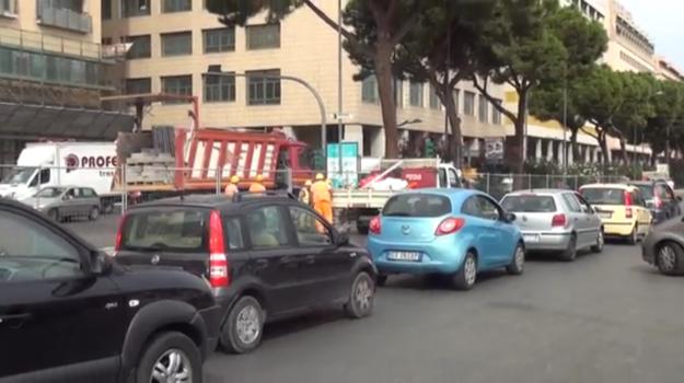 incidente, porto palermo, via crispi, Palermo, Cronaca