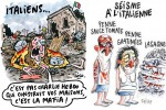"""Il Comune di Amatrice querela per diffamazione Charlie Hebdo: """"Non tutto può essere satira"""""""