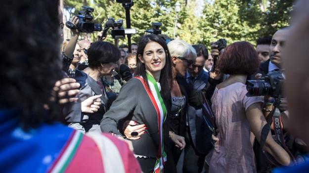 campidoglio, m5s, sindaca, Sicilia, Politica