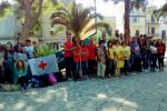 Castelvetrano, i volontari puliscono la villa